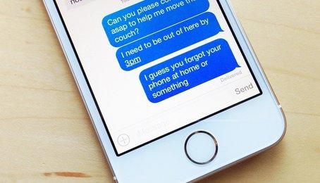 Thủ thuật tắt thông báo đã xem trên iMessage của iPhone
