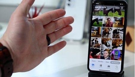 Hướng dẫn xem ảnh và video trên ứng dụng Photos đúng tỷ lệ gốc trên iPhone, iPad