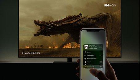 Cách chiếu màn hình iPhone lên Tivi nhanh chóng, đơn giản nhất