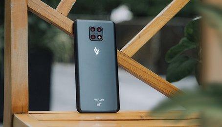 Cực HOT! Vsmart Aris 5G Pro lộ diện với điểm benchmark tốt
