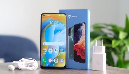 Chọn mua Vsmart Live 4 hay Xiaomi Redmi Note 8?