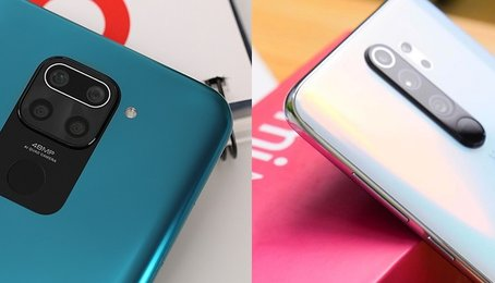Tầm 4 triệu nên mua điện thoại Xiaomi Redmi Note 9 hay Redmi Note 8 Pro?