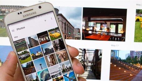 Mẹo ẩn album ảnh trên điện thoại Samsung đơn giản nhất