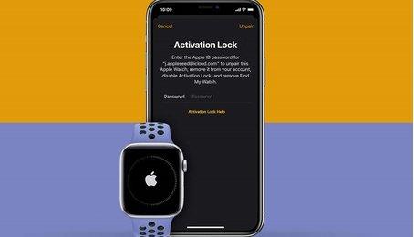 Cách hủy bỏ Activation Lock trên Apple Watch, vô hiệu hóa Activation Lock trên Apple Watch