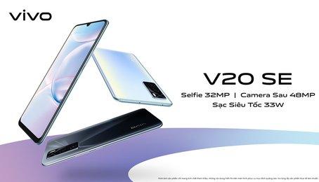 Chiếc điện thoại tầm trung đáng mua 2020 mang tên vivo V20SE