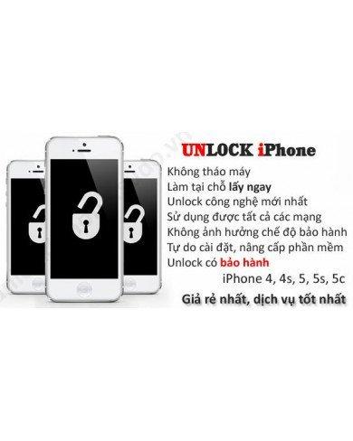 Unlock iPhone 4, 4s, 5, 5s nhà mạng Telus, Koodo