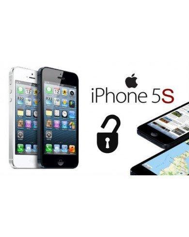 Unlock điện thoại iPhone 5s, iPhone 5c