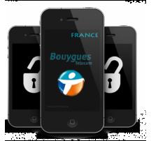 Unlock code iPhone 4, 4s, 5, 5c, 5s nhà mạng Bouygues