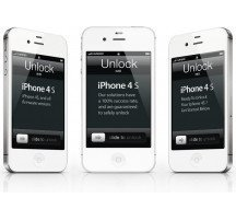 Unlock iPhone 4, iPhone 4s
