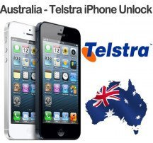 Unlock code iPhone 4, 4s, 5, 5c, 5s nhà mạng Telstra