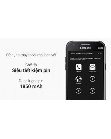 Samsung Galaxy J1 (2016) - Chính hãng (Mới kích hoạt)