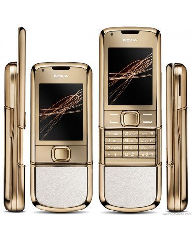 Nokia 8800 Gold Arte - Chính hãng FPT/ Pertro (95-98%)