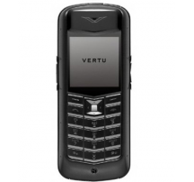 Vertu Ascent Ti Knurled and Checked (90-98%)