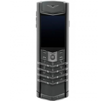 Vertu Signature Zirconium Alligator leather (95-98%)