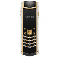 Vertu Signature S Yellow Gold (90-98%)