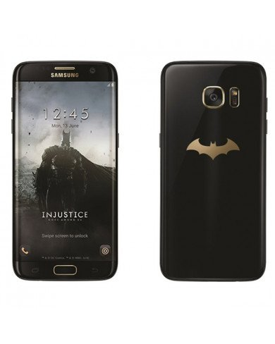 Samsung Galaxy S7 Edge Batman Limited Edition