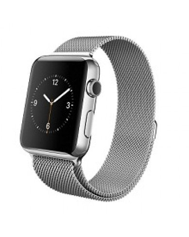 Apple Watch Series 1, 42mm Stainless Steel