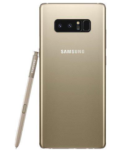 Samsung Galaxy Note 8 - Chính hãng