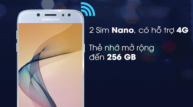 Samsung Galaxy J7 Pro Chính hãng