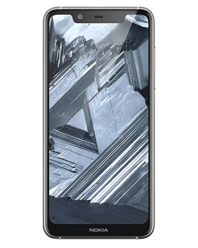 Nokia 5.1 Plus (2018) - Chính hãng