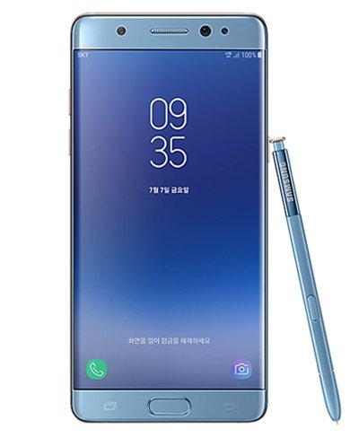 Samsung Galaxy Note FE cũ
