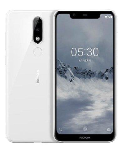 Nokia X5 (Nokia 5.1 Plus) RAM 4GB/64GB (ROM Tiếng Việt)