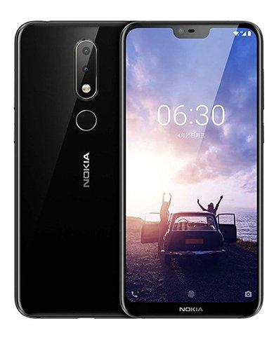 Nokia X6 (Nokia 6.1 Plus) RAM 4GB (ROM Tiếng Việt)