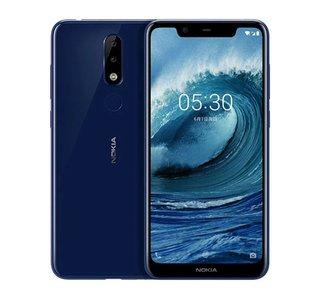 Nokia X5 (Nokia 5.1 Plus) RAM 4GB64GB (ROM Tiếng Việt)