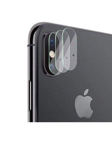 Dán cường lực Camera iPhone X, iPhone Xr, iPhone Xs, Xs Max