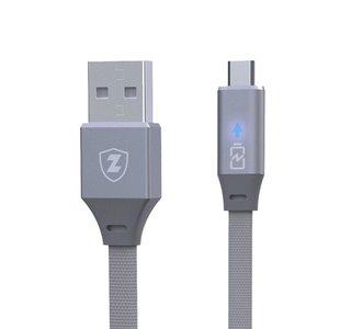 Cable Micro USB Chính hãng ZaBun ( có đèn báo )