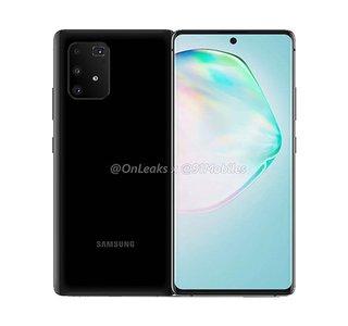 Samsung Galaxy A91 - Chính hãng