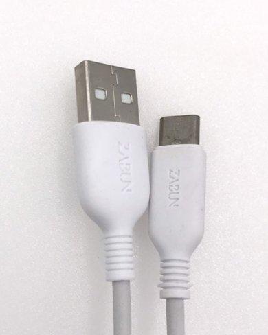Cable USB Type-C Chính hãng ZaBun cho điện thoại Android