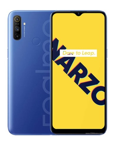 Realme Narzo 10A - Chính hãng