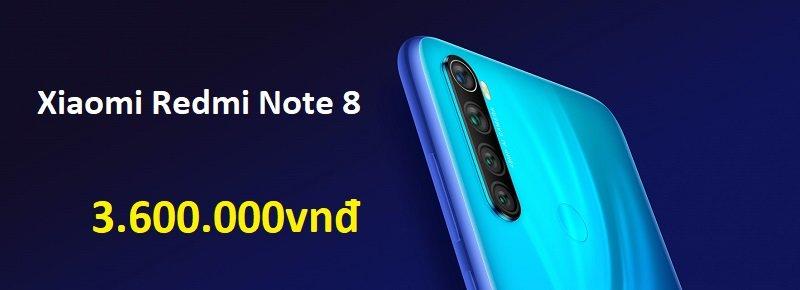 Redmi Note 8 - Mới ra mắt