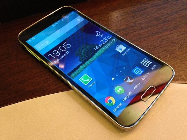 Galaxy S5 Au