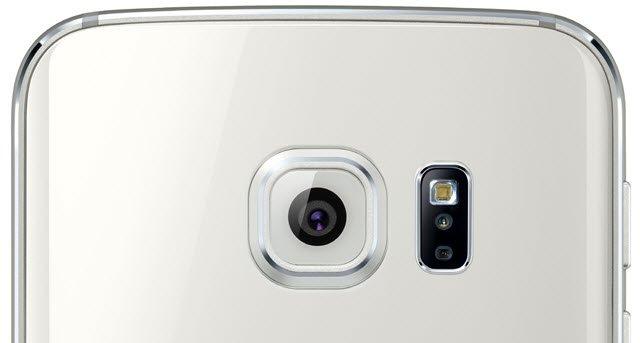 Kết quả hình ảnh cho thay camera samsung s6