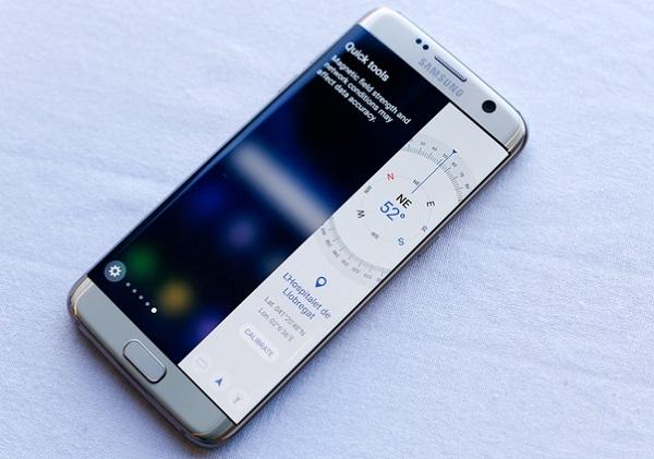 thiết kế Samsung Galaxy S7 2 Sim