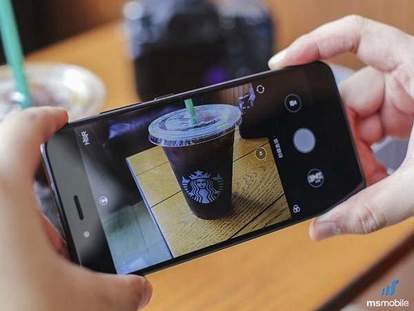 Camera Kép Ấn Tượng Trên Xiaomi Mi 5X
