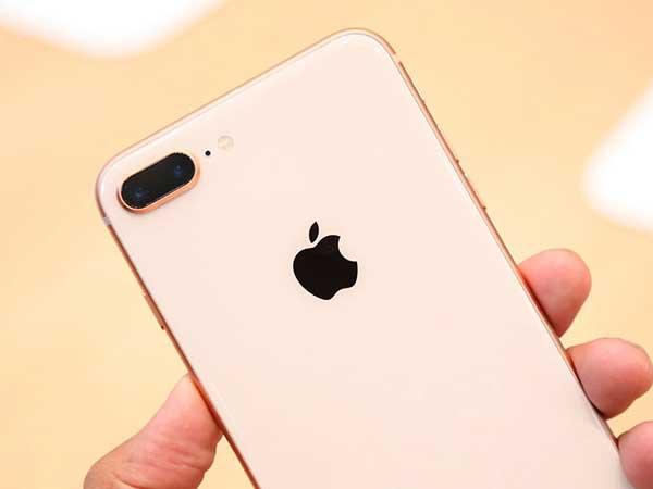 Mặt sau iPhone 8