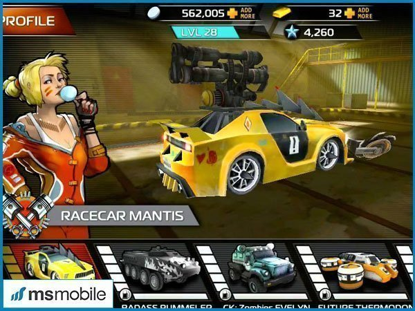 Tải Game Indestructible Cho điện Thoại Android Miễn Phi