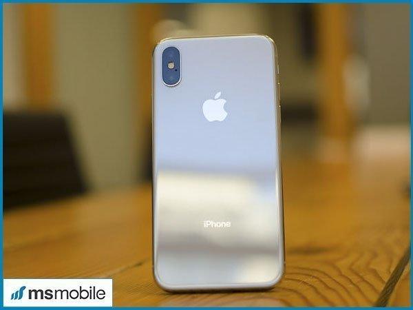 Cấu hình cực khủng của iPhone X cũ – Fullbox