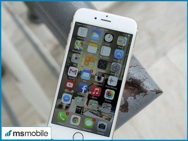 iPhone 6 chưa có thay đổi về cấu hình tối thiểu
