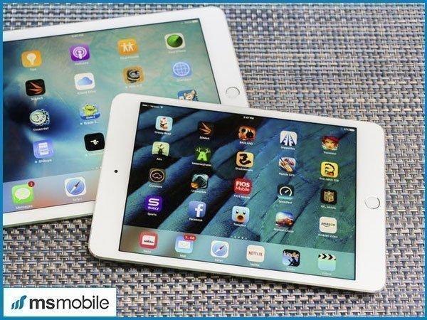 Camera và pin của iPad Mini 4 cũ