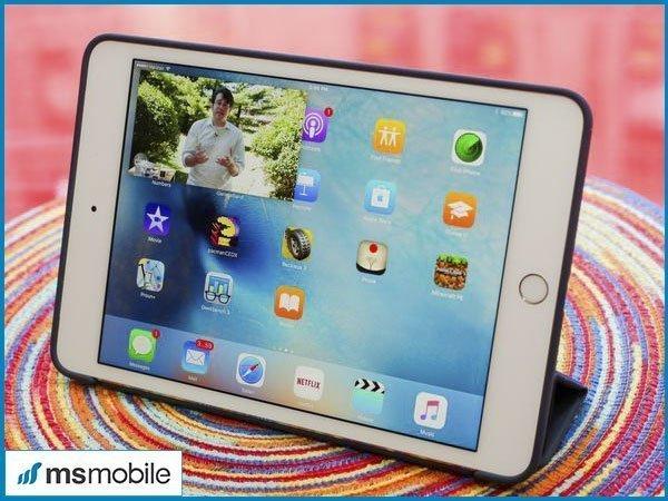 Thiết kế của iPad Mini 4 cũ