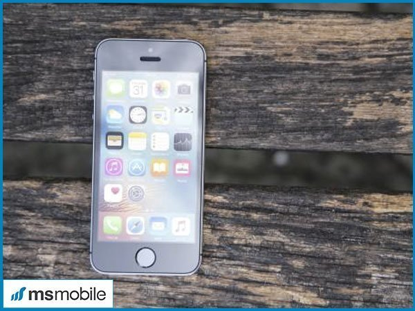 iPhone SE Lock tại Msmobile