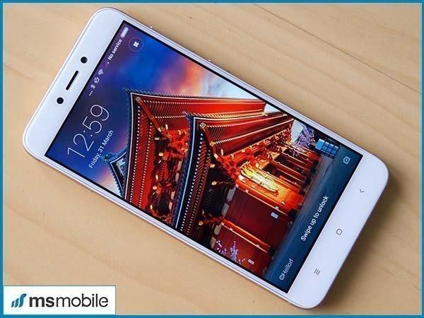 Điện thoại Xiaomi Redmi 4X (ROM Tiếng Việt), giá rẻ nhất