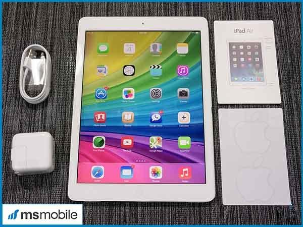 """iPad Air 2 là một trong những sản phẩm đình đám của """"ông lớn"""" Apple"""