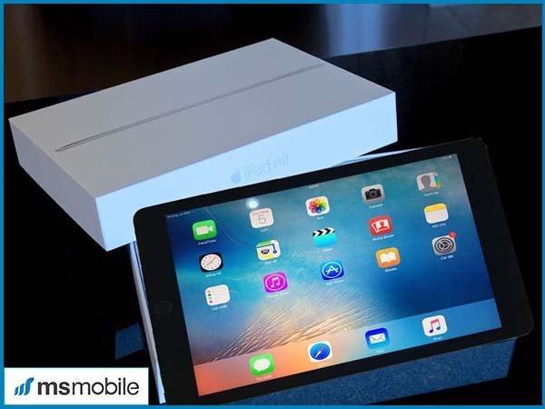 Cấu hình của iPad Air 2 cũ