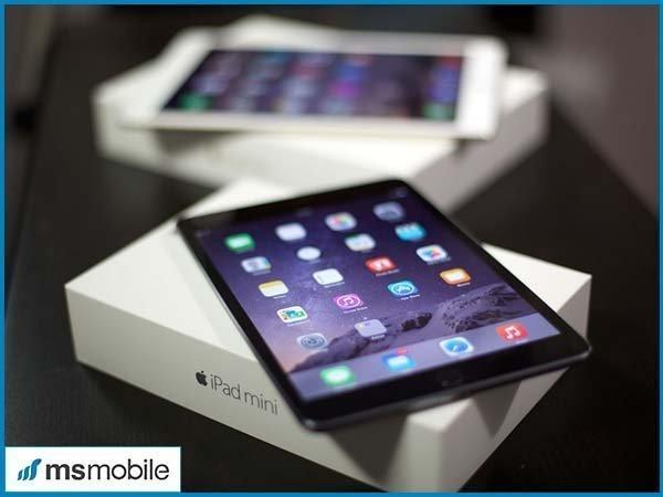 Thiết kế của iPad Mini 3 cũ