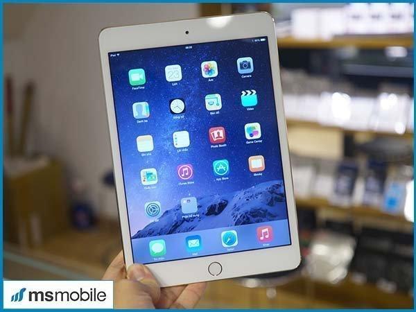 Chất lượng pin của iPad mini 3 cũ